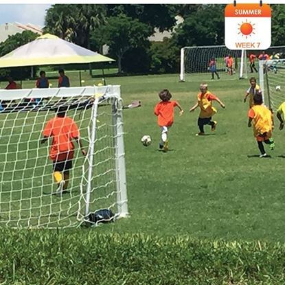 Picture of SPRING BREAK  CAMP:  March 23-27 @YMCA Boca Raton-Open To All