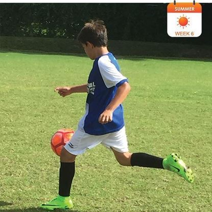 Picture of ⚽Summer  Camp: Week 6: JULY 26-30 @YMCA Boca Raton-Boys & Girls -Ages 5-13